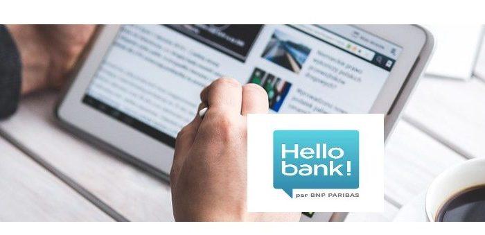 Hello Bank - image
